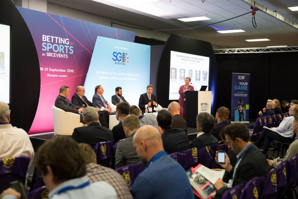 Sports betting london conference spread betting advisory board